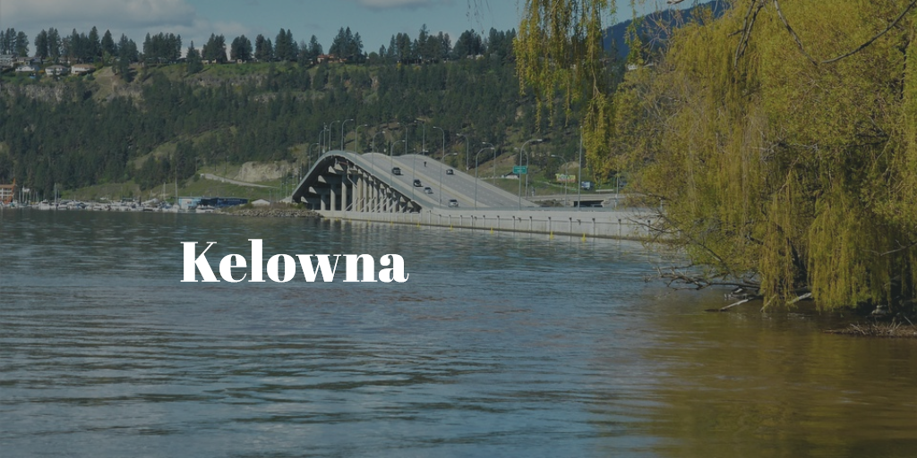 Buying a home in Kelowna BC